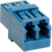 Tripp Lite Duplex Singlemode Fiber Optic Coupler, (LC/LC)