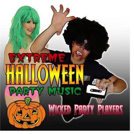 EXTREME PARTY MUSIC - Extreme Contouring Halloween