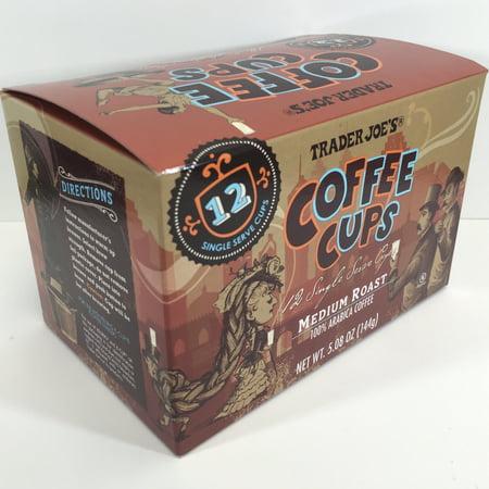Trader Joe's Medium Roast Coffee Cups ()