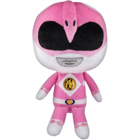 Funko Plush: Power Rangers, Pink Ranger](Hot Pink Power Ranger)