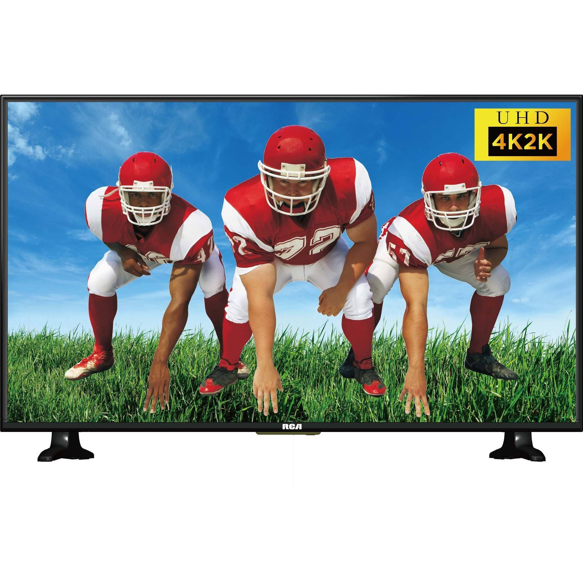 "Click here to buy RCA 55"" Class 4K (2160P) LED TV (RTU5540) by RCA."