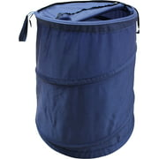 Mainstays Sprial Pop Up Laundry Hamper With Lid