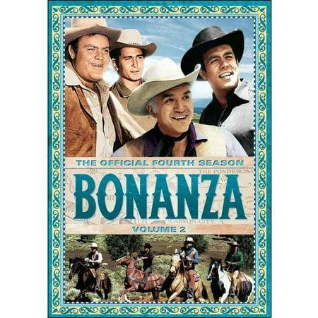 Bonanza  The Official Fourth Season  Vol  2  Full Frame