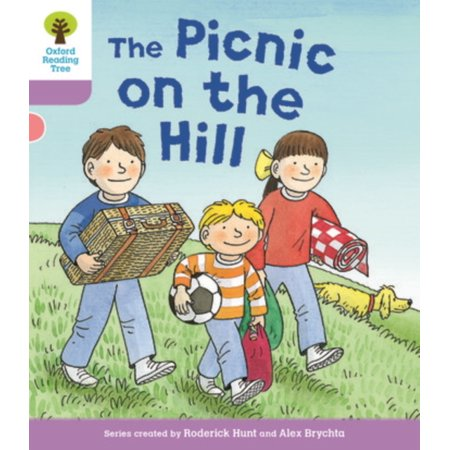 Oxford Reading Tree Biff, Chip and Kipper Stories Decode and Develop : Level 1+: The Picnic on the Hill