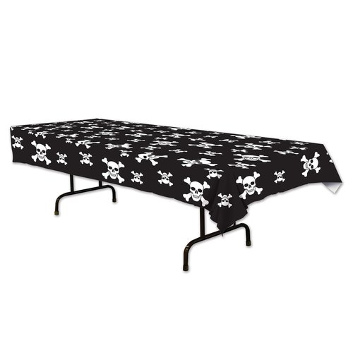 The Beistle Company Pirate Tablecloth