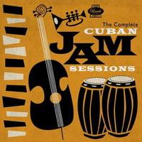 Complete Cuban Jam Sessions (Various Artists) - Vinyl