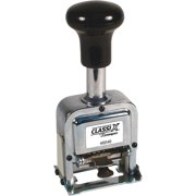 Xstamper, XST40240, Self-inking Auto Numbering Machine, 1 Each