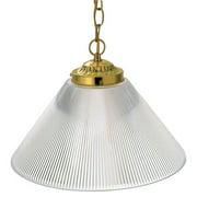 Winston Porter Decoteau 1-Light Cone Pendant