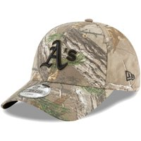 sneakers for cheap 77077 63200 Product Image Oakland Athletics New Era Realtree 49FORTY Fitted Hat - Camo