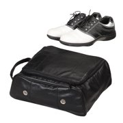 Bellino Leather Golf Shoe Bag