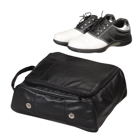 Bellino Leather Golf Shoe Bag