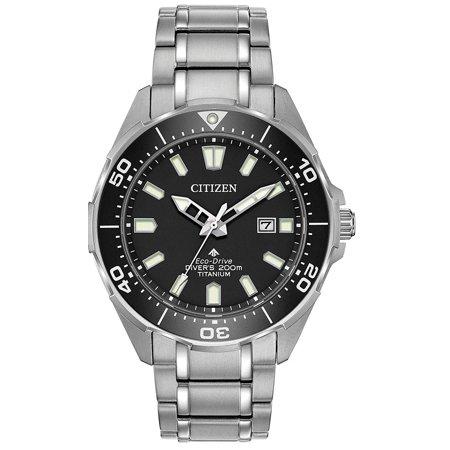 BN0200-56E Promaster Men's Watch Silver 44mm Titanium