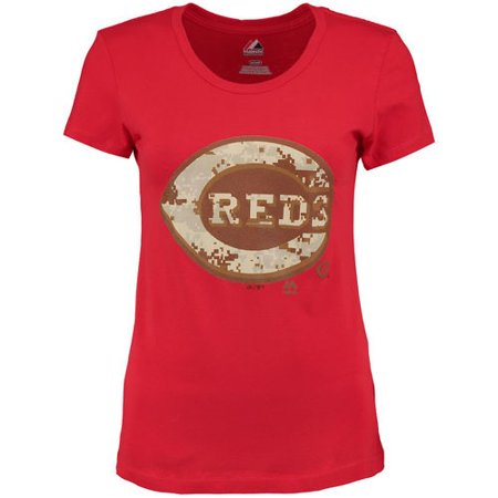 Cincinnati Reds Majestic Women