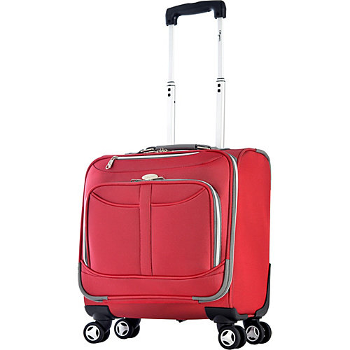 Olympia Tuscany Tote Soft Overnighter Luggage