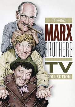 The Marx Brothers: TV Collection (DVD) by SHOUT! FACTORY