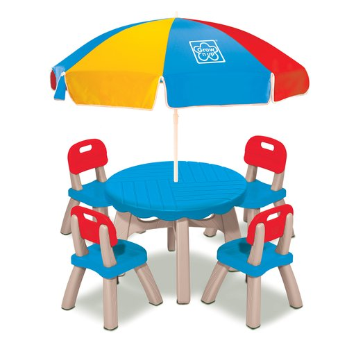 Summertime Kids Patio Set