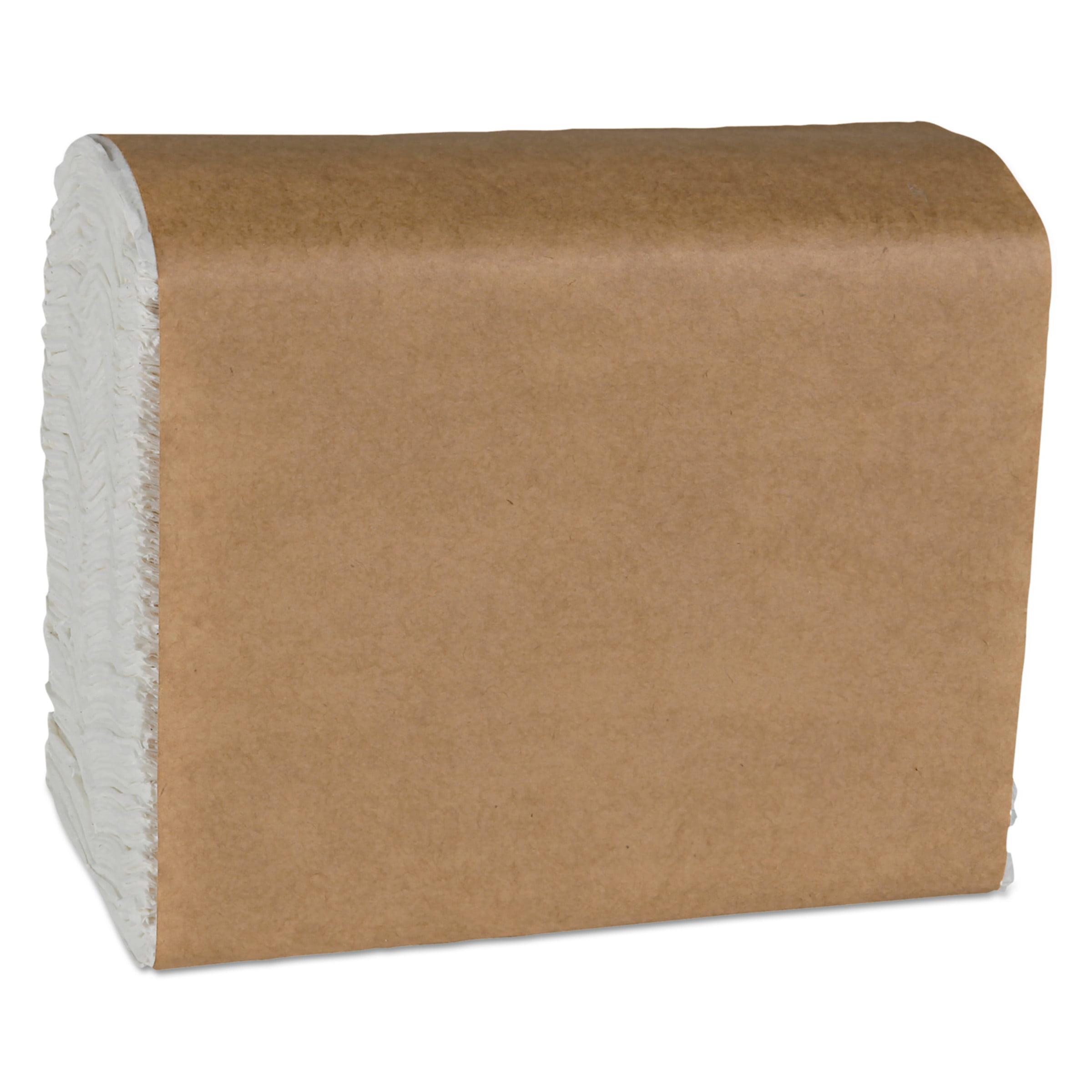 Case of 6 Packs White 8 2//5 x 6 1//2 1-Ply 875 per Pack Scott 98908 MegaCartridge Napkins