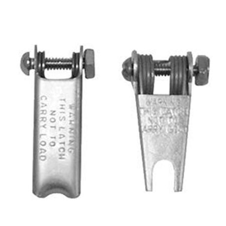 490- 4 x 1304M No 4 Latch Kit Swivel & Rigging Zp With Cotter Pin - image 1 of 1