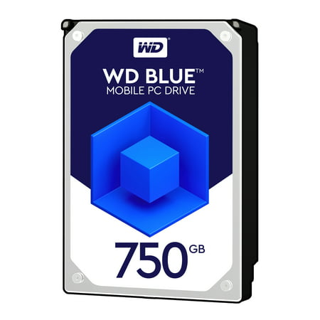 Scsi 320 Hard Disk Drive - WD Blue 750GB Mobile 9.50mm Hard Disk Drive - 5400 RPM SATA 6Gb/s 8MB Cache 2.5 Inch - WD7500BPVX