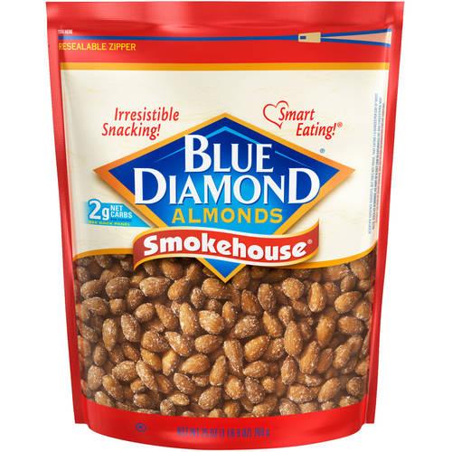 Blue Diamond Almonds Smokehouse, 25.0 OZ by Blue Diamond Growers