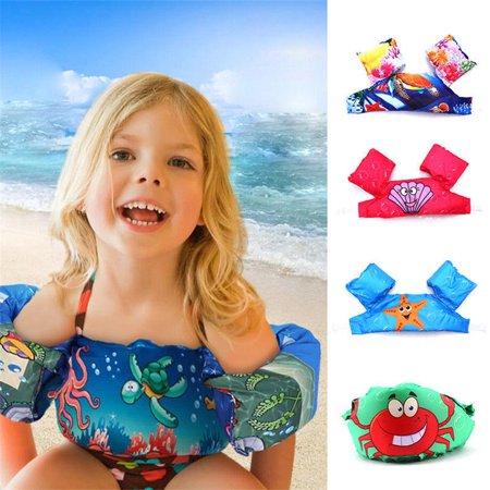 Gonex Infant swim aid, toddler learning to swim life vest, swim aid floor survival vest - 22-66