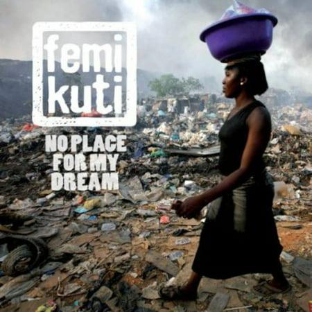 No Place for My Dream (CD) (Digi-Pak)