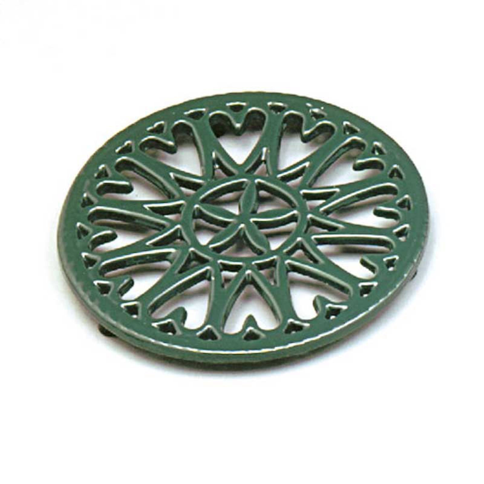 Minuteman International Sunburst Cast Iron Trivet