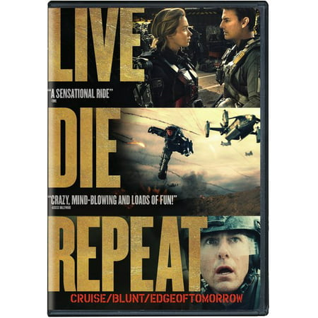 Live Die Repeat  Edge Of Tomorrow