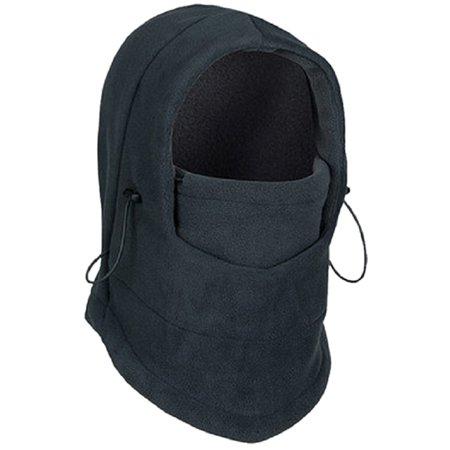 Coxeer Mens Womens Winter Hats Fleece Balaclava Warm Wind Proof Face Mask Hood for Bicycle Ski](Windy Hat)