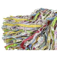Roylco Fabric Weaving Strips, Pack of 72