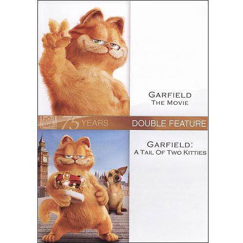 Garfield: The Movie / Garfield: Tale Of Two Kitties (Double Feature) (Fox 75th Anniversary) (Widescreen, ANNIVERSARY)