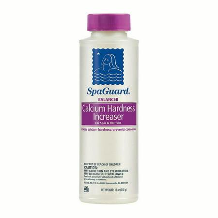SpaGuard Spa Calcium Hardness Increaser - 12 Oz