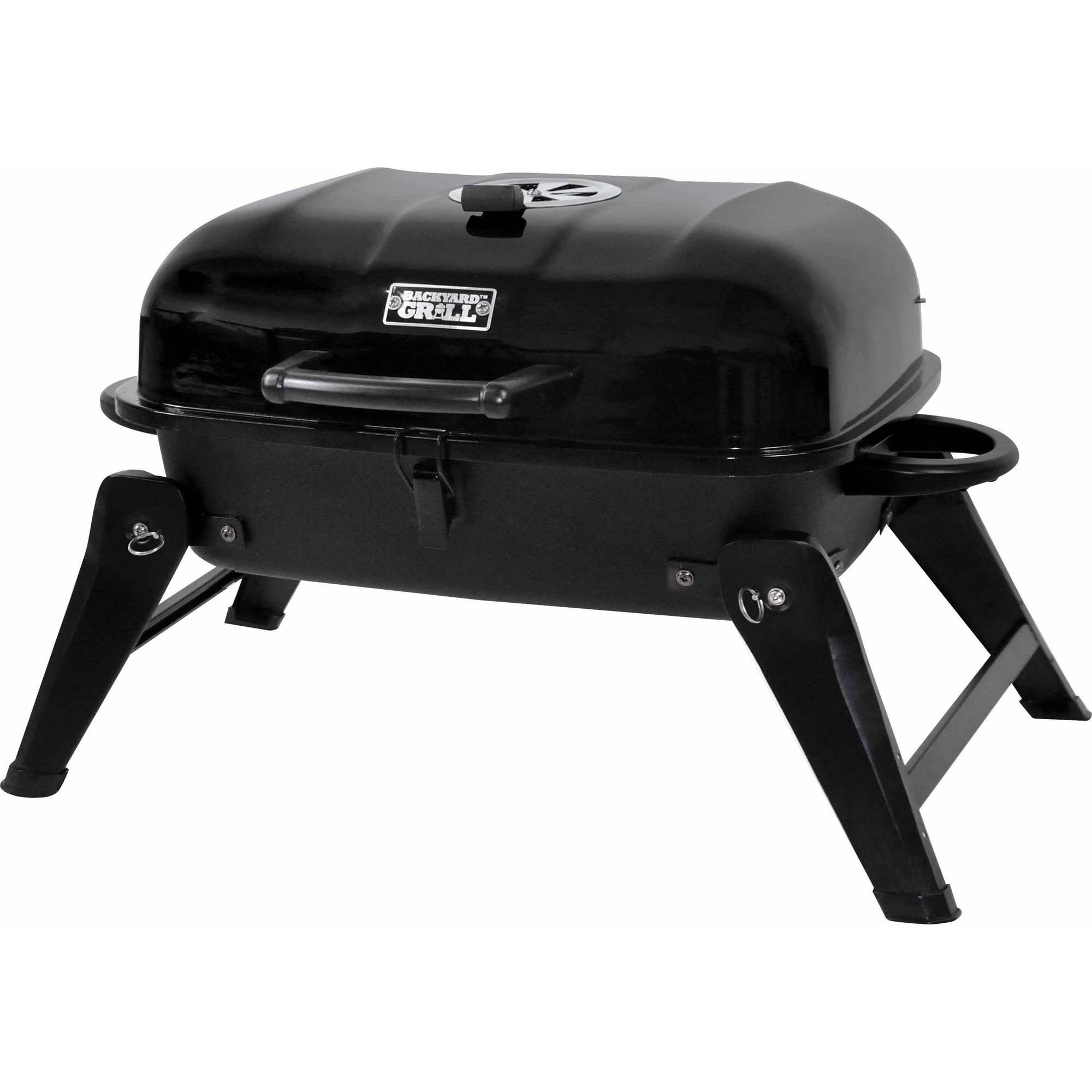 Backyard Grill Portable Charcoal Tabletop Grill