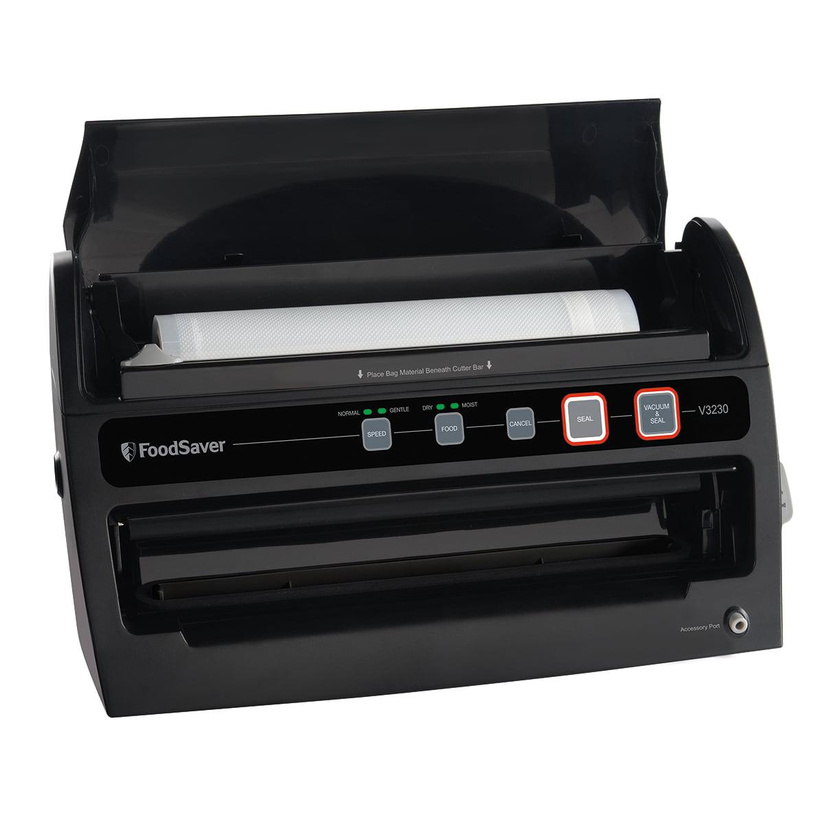 FoodSaver V3230 Vacuum Sealing System Food Sealer, w/ Starter Kit ...