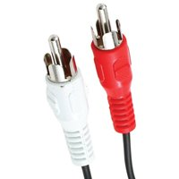 Axis Stereo Audio Cable, 6'