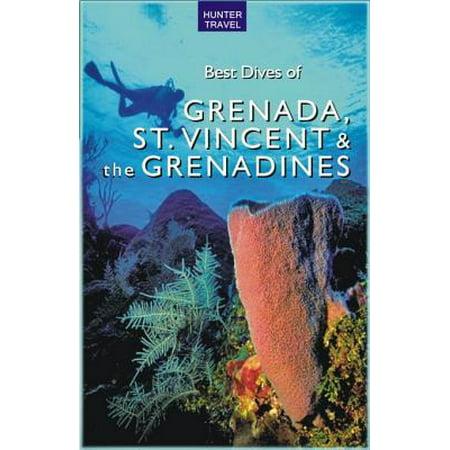 Best Dives of Grenada, St. Vincent & the Grenadines -