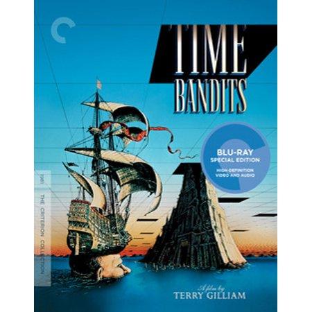 Time Bandits (Blu-ray) - Female Bandit In Spanish