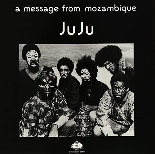 Message From Mozambiqe (Vinyl)