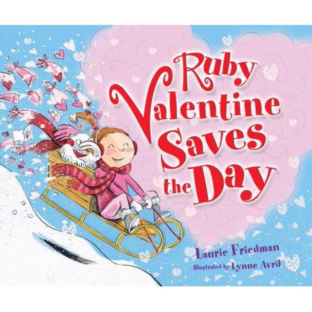 Ruby Valentine Saves the Day](Easy Valentine's Day Crafts)