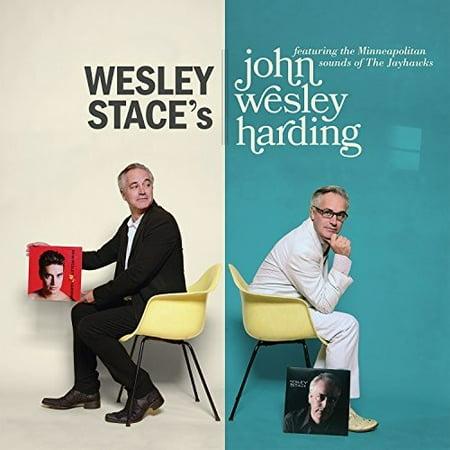 Wesley Staces John Wesley Harding
