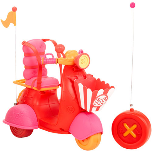 Lalaloopsy 27MHz Radio-Controlled Scooter