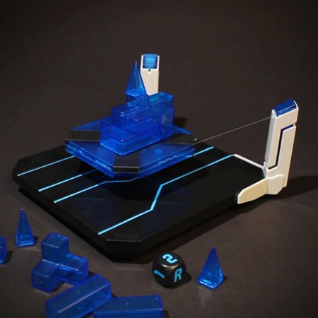 HoverKraft Levitating Construction Challenge Game (Construction Game)