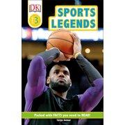 DK Readers Level 3: Sports Legends