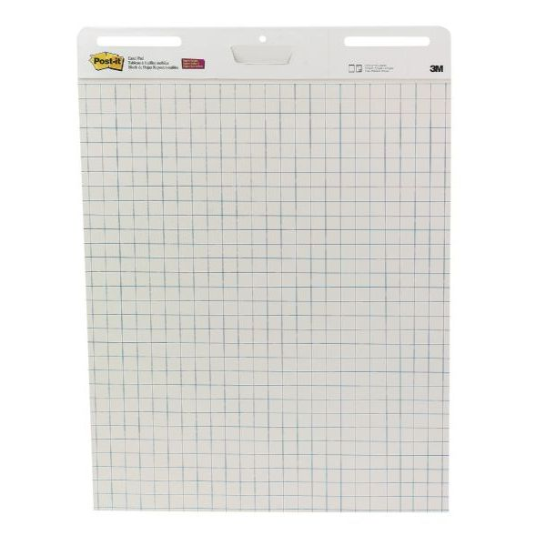 (Price/PD)Post-It P560 Gridded Easel Pads