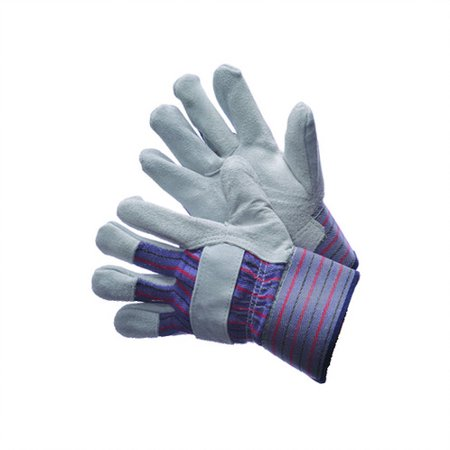 Economy Shoulder Leather Palm Gloves Lot of 1 Pack(s) of 1