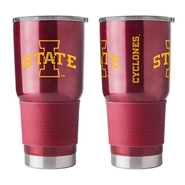 Boelter Brands 8886045901-F Iowa State Cyclones Travel Tumbler 30 oz Ultra Flared, Red - image 1 of 1