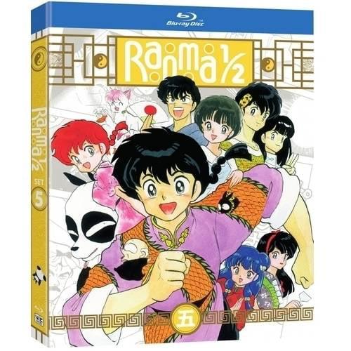 Ranma 1/2: Set 5 (Blu-ray)