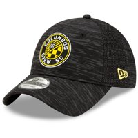 Columbus Crew SC New Era On-Field Collection 9TWENTY Adjustable Hat - Black - OSFA