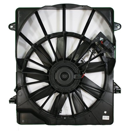 Nitro Engine Cooling - Engine Cooling Fan 6017126 for 07-11 Dodge Nitro