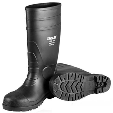 Mens 15 Economy PVC Boot Steel Toe